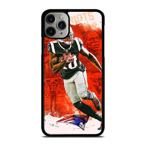 JOSH GORDON NEW ENGLAND PATRIOTS-iphone-11-pro-max-case