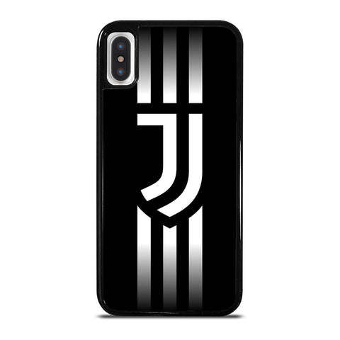 JUVENTUS STRIPE LOGO iPhone X / XS Case
