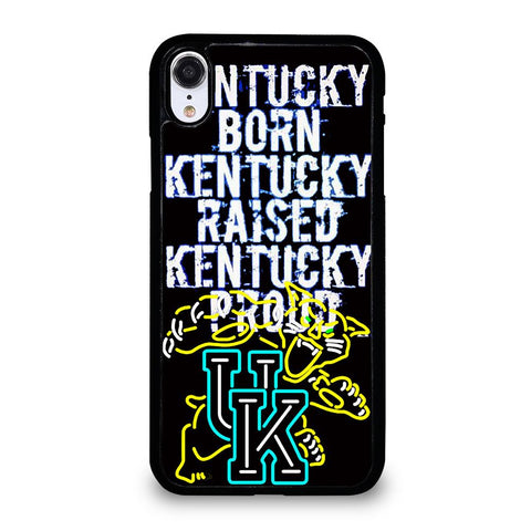 KENTUCKY WILDCATS UK-iphone-xr-case