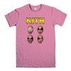 KITH FUNNY MIKE TYSON KISS PARODY-mens-t-shirt-Pink