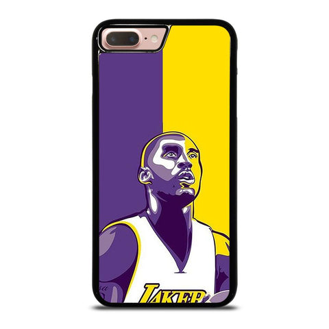 KOBE BRYANT HOPE POSTER PAINTING iPhone 8 Plus Case