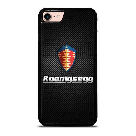 KOENIGSEGG LOGO-iphone-8-case
