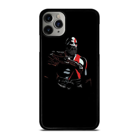 KRATOS GOD OF WAR 4 ART iPhone 11 Pro Max Case