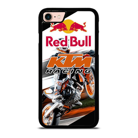 KTM RACING RED-iphone-8-case
