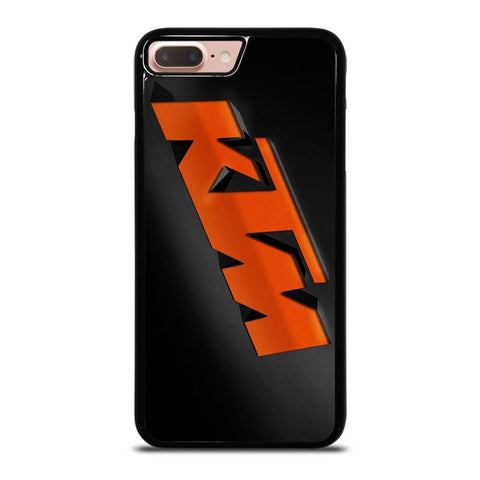 KTM SIMPLE LOGO iPhone 8 Plus Case