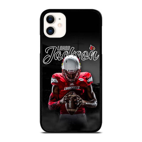 LAMAR JACKSON LOUISVILLE iPhone 11 Case