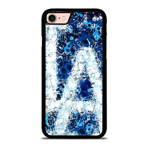 LA DODGERS ART-iphone-8-case