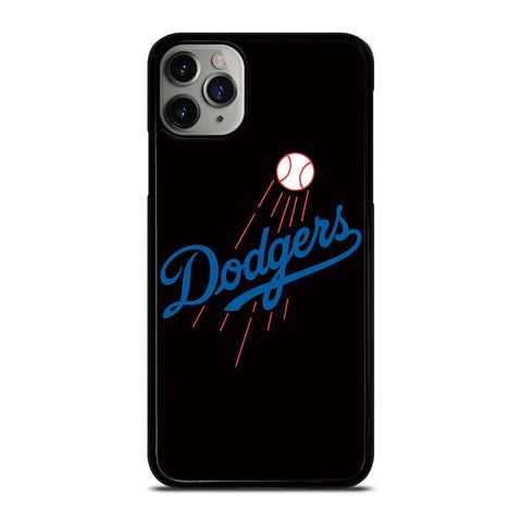 LA DODGERS LOGO-iphone-11-pro-max-case