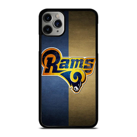 LA RAMS NFL WEST DIVISION-iphone-11-pro-max-case