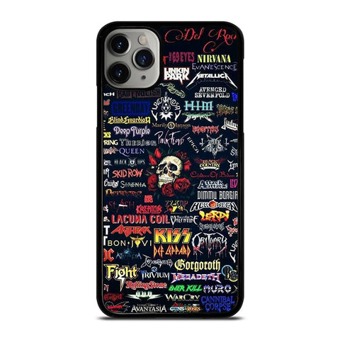 LEGEND OF ROCK BAND-iphone-11-pro-max-case