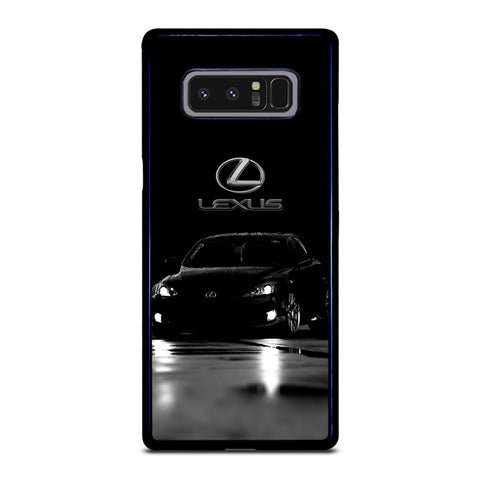 LEXUS CAR Samsung Galaxy Note 8 Case