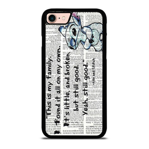 LILO AND STITCH QUOTES Disney-iphone-8-case