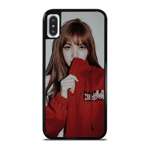 LISSA BLACKPINK PRETTY iPhone X / XS Case