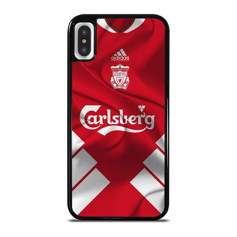 LIVERPOOL CLASSIC JERSEY iPhone X / XS Case