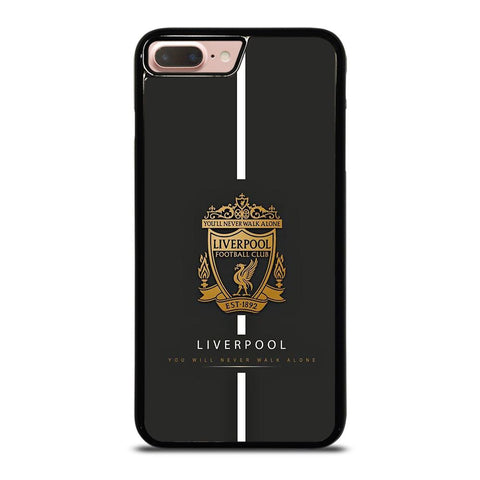 LIVERPOOL FC GOLDEN LOGO iPhone 8 Plus Case
