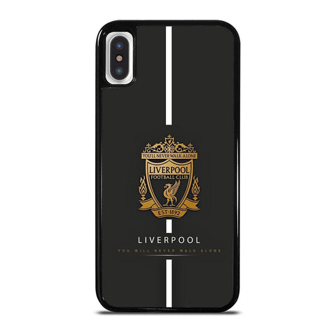 LIVERPOOL FC GOLDEN LOGO iPhone X / XS Case