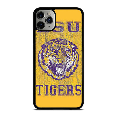LSU TIGERS WALL ART-iphone-11-pro-max-case