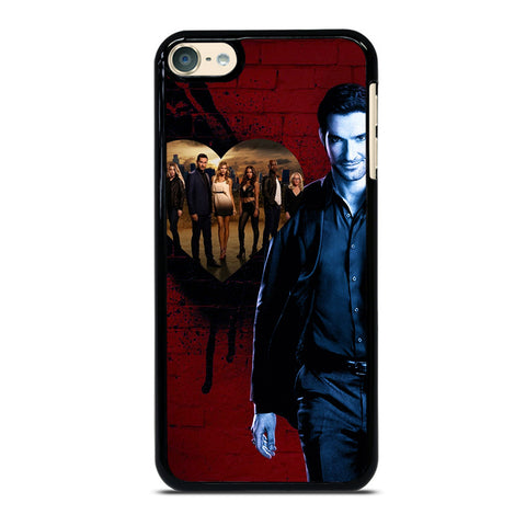 LUCIFER LOVE iPod Touch 6 Case