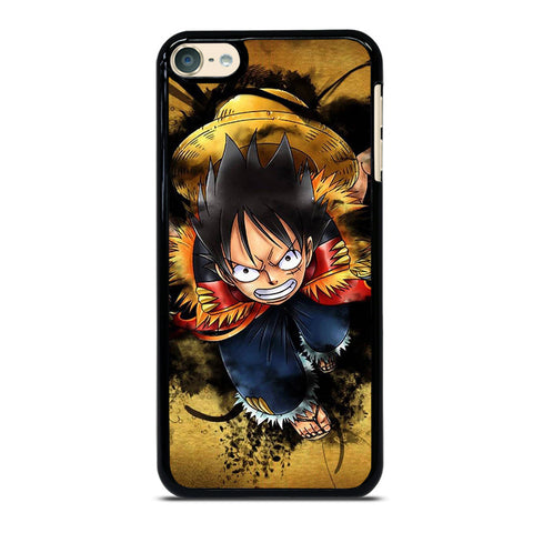 LUFFY ONE PIECE FURRY iPod Touch 6 Case