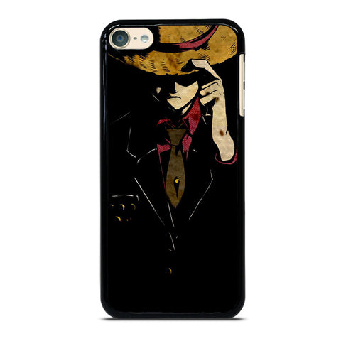 LUFFY ONE PIECE STRAW HAT iPod Touch 6 Case