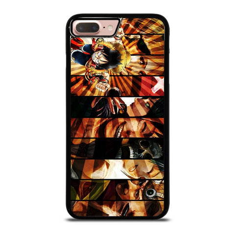 LUFFY ONE PIECE CHARACTER iPhone 8 Plus Case