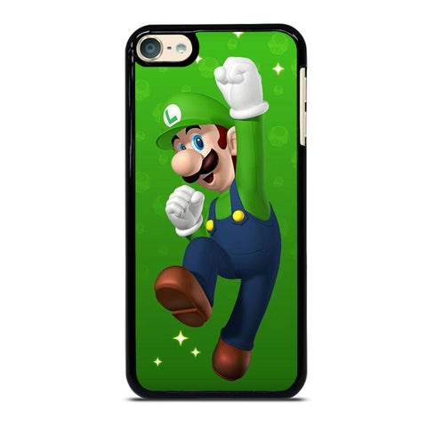 LUIGI SUPER MARIO iPod Touch 6 Case