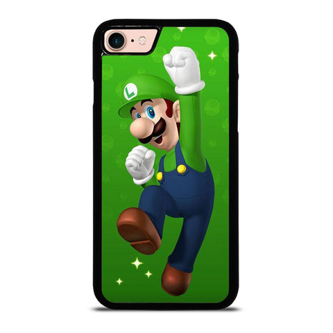 LUIGI SUPER MARIO-iphone-8-case