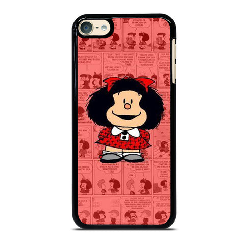 MAFALDA COMIC iPod Touch 6 Case