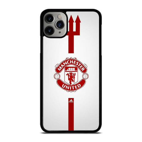 MANCHESTER UNITED FC TRIDENT iPhone 11 Pro Max Case