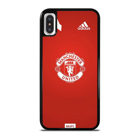 MANCHESTER UNITED LOGO PRIDE iPhone X / XS Case