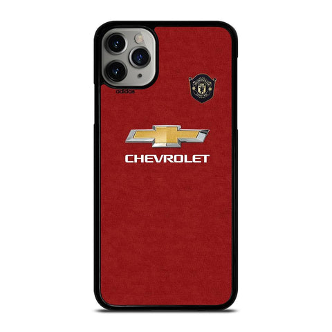MANCHESTER UNITED NEW JERSEY 2020 iPhone 11 Pro Max Case