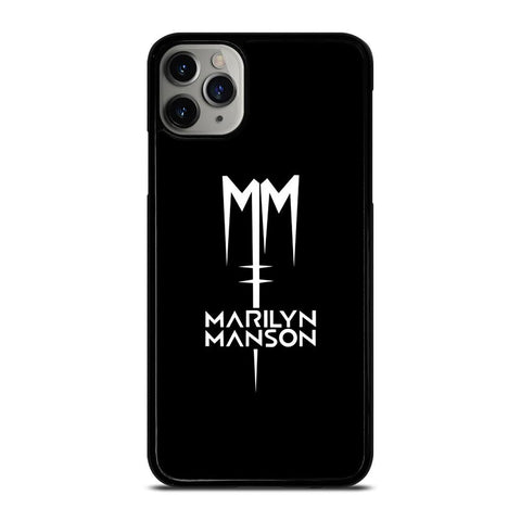 MARILYN MANSON-iphone-11-pro-max-case