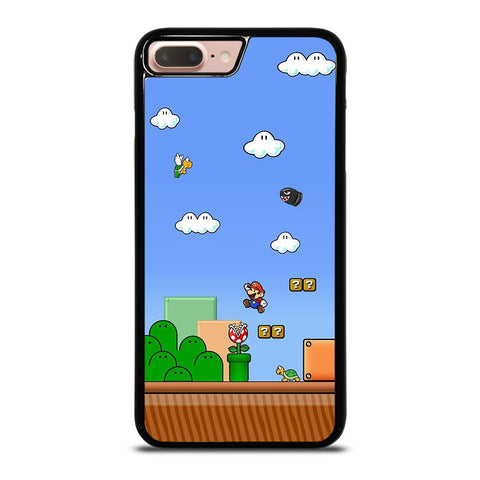 MARIO BROSS GAME NINTENDO iPhone 8 Plus Case