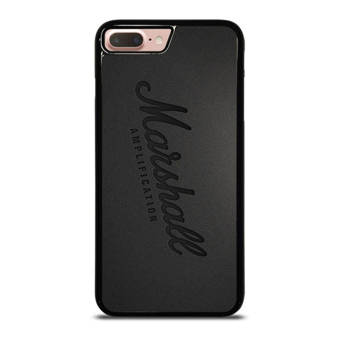 MARSHALL AMPLIFICATION LOGO iPhone 8 Plus Case