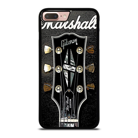 MARSHALL X GIBSON GUITAR HEADSTOCK iPhone 8 Plus Case