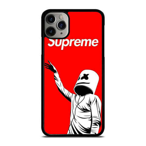 MARSHMALLOW X SUPREME iPhone 11 Pro Max Case