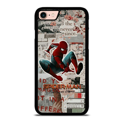 MARVEL AMAZING SPIDERMAN FAR FROM HOME iPhone 8 Case