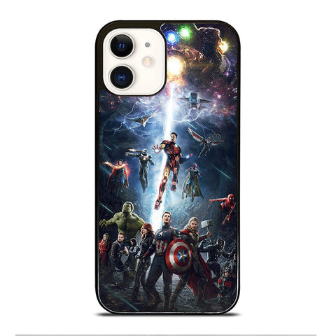 MARVEL AVENGERS INFINITY WAR iPhone 12 Case