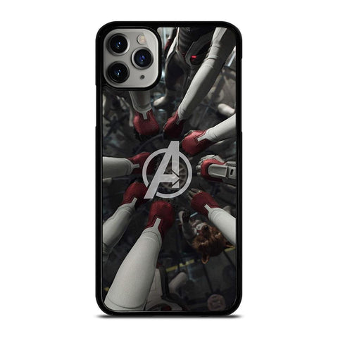 MARVEL AVENGER SQUAD QUANTUM iPhone 11 Pro Max Case