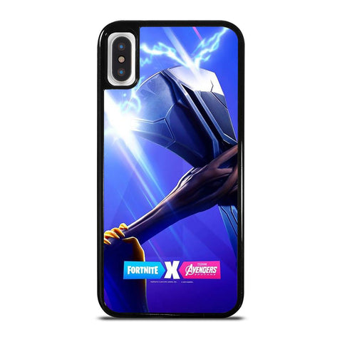 MARVEL AVENGERS X FORNITE GAME EPIC iPhone X / XS Case
