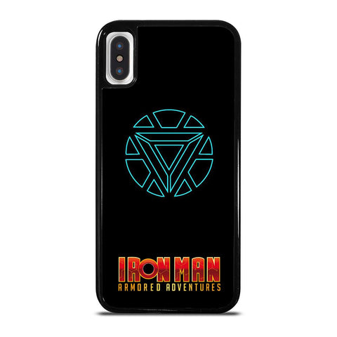 MARVEL IRONMAN REACTOR iPhone X / XS Case
