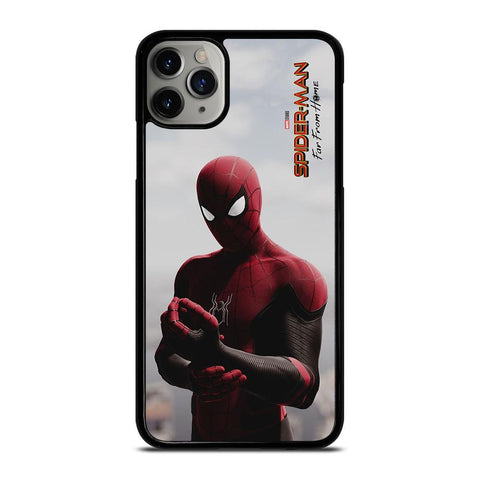 MARVEL SPIDERMAN FAR FROM HOME POTRAIT STRAIGHT iPhone 11 Pro Max Case
