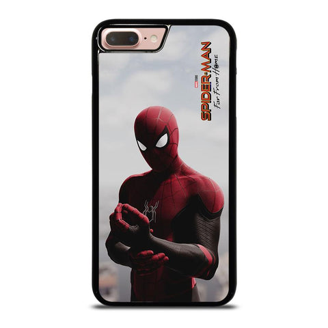 MARVEL SPIDERMAN FAR FROM HOME POTRAIT STRAIGHT iPhone 8 Plus Case