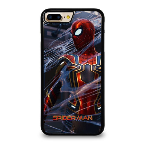 MARVEL SPIDERMAN POTRAIT ACTION iPhone 7 Plus Case