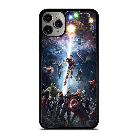 MARVEL AVENGERS INFINITY WAR-iphone-11-pro-max-case