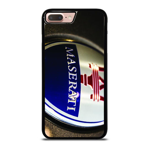 MASERATI CLASSIC LOGO iPhone 8 Plus Case