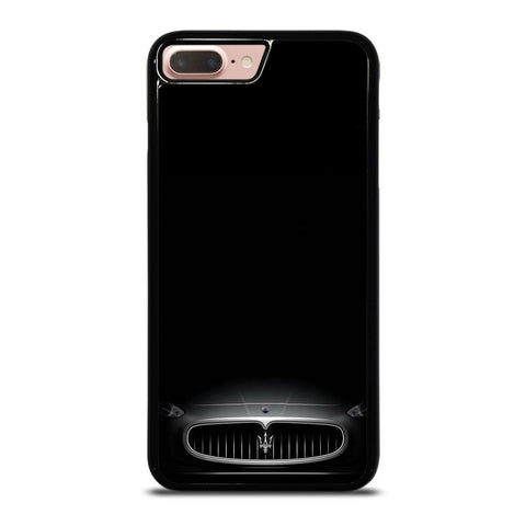 MASERATI LOGO FRONT ENGINE HOOD iPhone 8 Plus Case