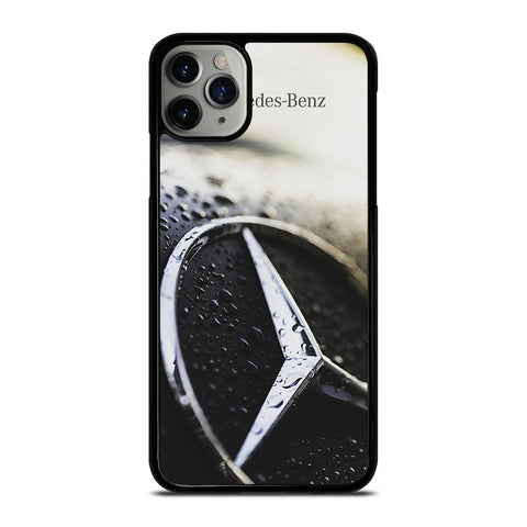 MERCEDES BANZ LOGO CUP AFTER RAIN iPhone 11 Pro Max Case