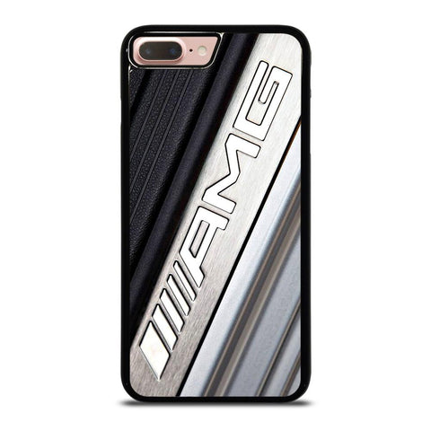 MERCEDES BENZ AMG FOOT STEP iPhone 8 Plus Case