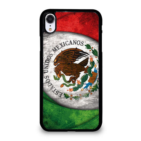 MEXICO FLAG MEXICANOS-iphone-xr-case